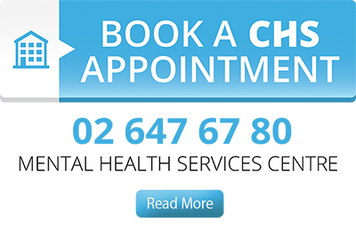 Book a CHS Appointment