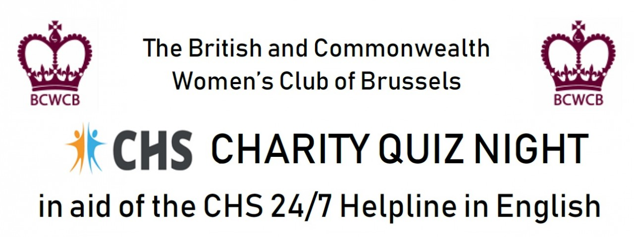 CHS Charity Quiz Night - 23 November