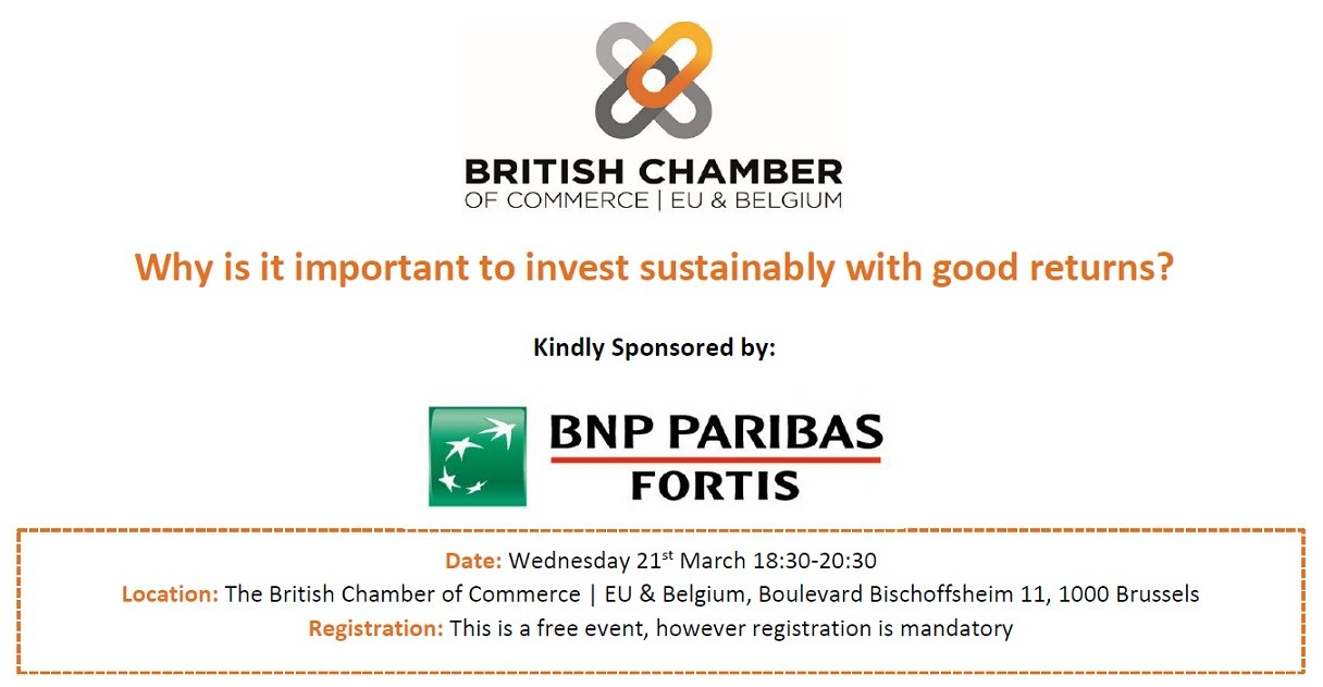 WHY IS IT IMPORTANT TO INVEST SUSTAINABLY WITH GOOD RETURNS?